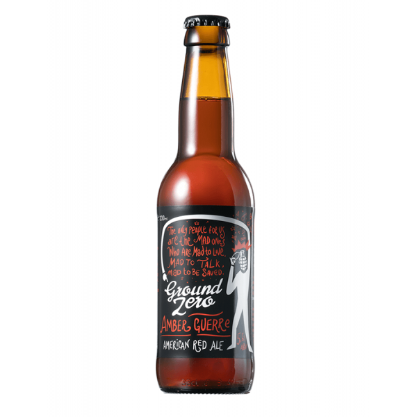 AMBER GUERRE - American Red Ale